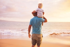 Father and son - Fathers' Rights in TN